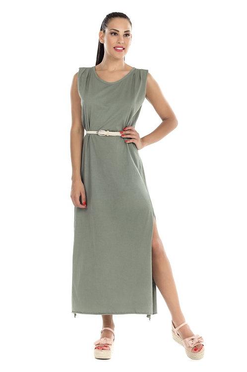 Φόρεμα Maxi μακό