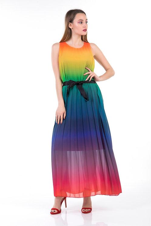 Rainbow φόρεμα
