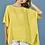 Thumbnail: Μονόχρωμη λινή μπλούζα