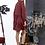 Thumbnail: Μίνι μακρυμάνικο φόρεμα