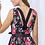 Thumbnail: Ασύμμετρο φλοράλ φόρεμα