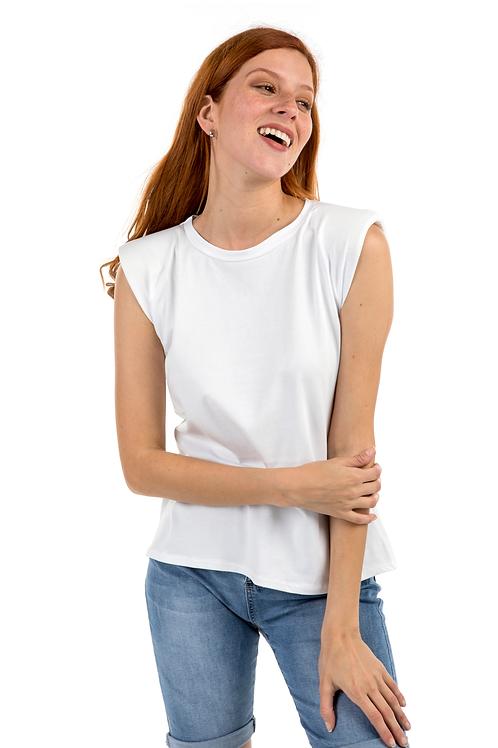 Αμανικη μπλούζα με βάτες