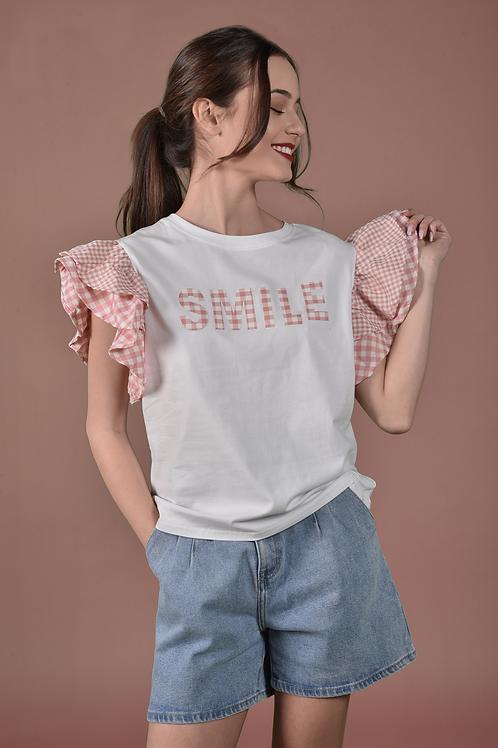Smile μπλούζα