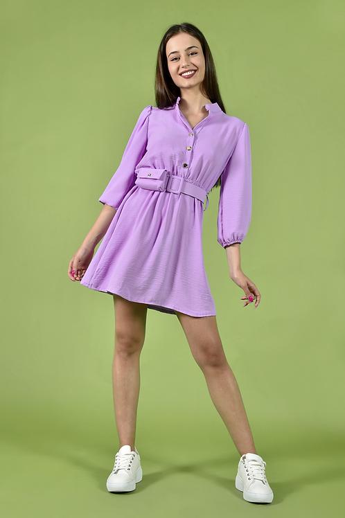 Mini φόρεμα με τσαντάκι