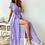 Thumbnail: Μάξι πουά φόρεμα