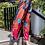 Thumbnail: Παντελόνι με φλοράλ print