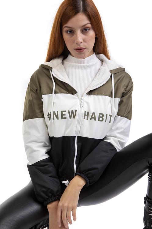 Μπουφάν New Habit