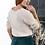Thumbnail: Χνουδωτή crop μπλούζα