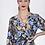 Thumbnail: Floral φόρεμα με ζώνη
