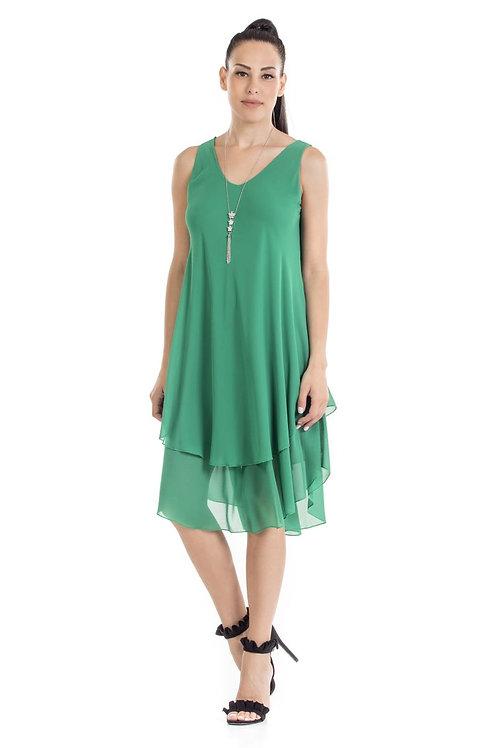 Φόρεμα με κόσμημα