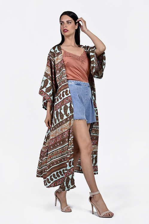 Ethnic kimono