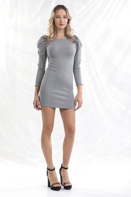 Casual φόρεμα με ιδιαίτερο μανίκι