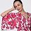 Thumbnail: Floral with sleeve φόρεμα