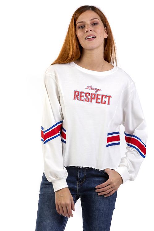 Μπλούζα Respect