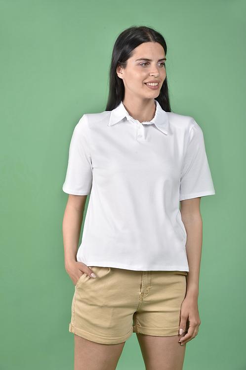Basic T-shirt με βάτες