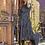 Thumbnail: Ασπρόμαυρο σεμιζιέ φόρεμα