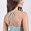 Thumbnail: Maxi ριγέ φόρεμα με χιαστί πλάτη
