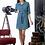 Thumbnail: Μίνι φόρεμα με ζώνη