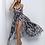 Thumbnail: Μακρύ animal print φόρεμα