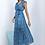 Thumbnail: Φλοράλ φόρεμα με βολάν