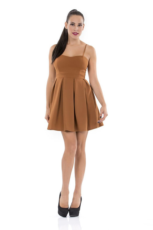 Φόρεμα άνετη γραμμή