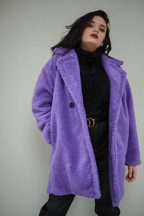 Borg oversized παλτό