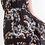 Thumbnail: Ασύμμετρο φόρεμα φλοράλ