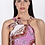 Thumbnail: Φλοράλ φόρεμα με δέσιμο στο λαιμό