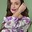 Thumbnail: Midi lilac dress