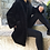 Thumbnail: Γούνινο παλτό με κουκούλα