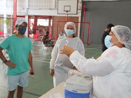 Prefeitura de Aracaju divulga mudança na vacina da covid-19