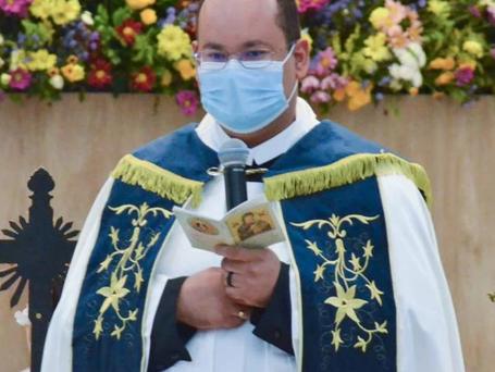 Nota da paróquia de Aparecida-SE sobre o acidente envolvendo o padre Felipe