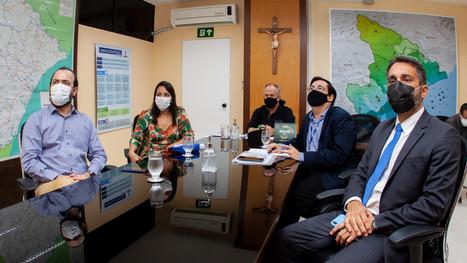 Comitê Técnico-Científico se reúne hoje com Belivaldo Chagas
