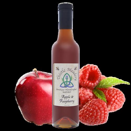Apple and Raspberry