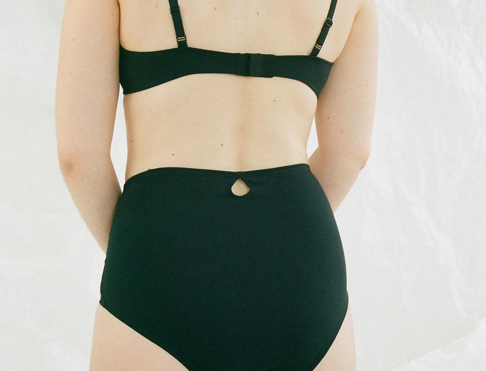 AUBE - Culotte taille haute