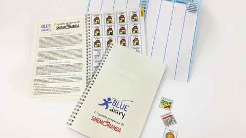 Nasce Blue Diary, l'agenda visiva che facilita la vita alle persone autistiche!