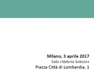 Lunedì 3/4 Regione Lombardia organizza un Workshop Regionale dedicato all'autismo.