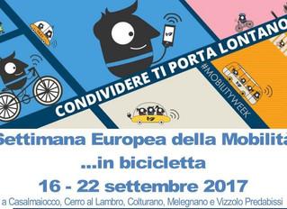 Settimana europea della mobilità-BIKE FEST
