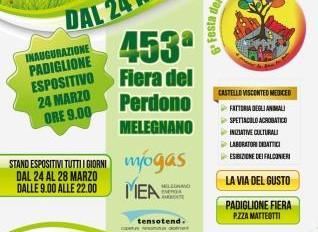 Prossimo appuntamento di GAUDIO il 24 marzo per la 453^ festa del Perdono a Melegnano