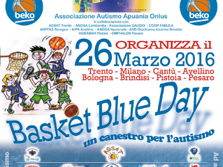 26 marzo al forum di Assago. Basket Blue day!