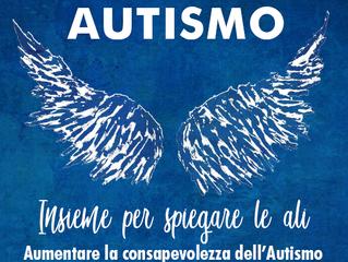2 Aprile, Giornata Mondiale per la consapevolezza dell'Autismo, Gaudio Onlus sarà presente all&#
