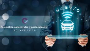 Telemetría, conectividad, videovigilancia y conectividad en vehículos
