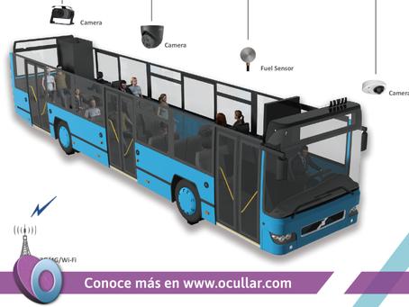 VideoVigilancia en Transporte Escolar