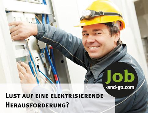 Elektroinstallateur/ Elektroniker/ Industrieelektriker (m/w/d)