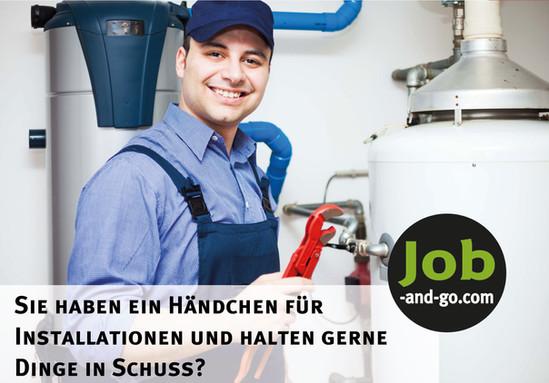Monteur (m/w/d) - Heizung / Mechatroniker (m/w/d) / Anlagenmechaniker SHK (m/w/d)