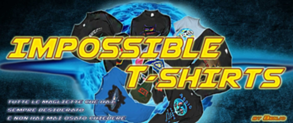 Impossible T-shirts by Benjo
