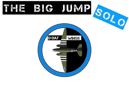 Saut en parachute THE  BIG JUMP SOLO