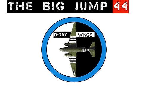 Saut  en parachute  THE  BIG JUMP 44