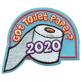 Got Toilet Paper patch