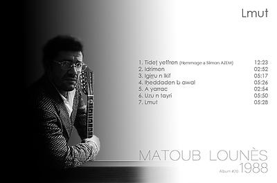 matoub lounès 1988 - lmut